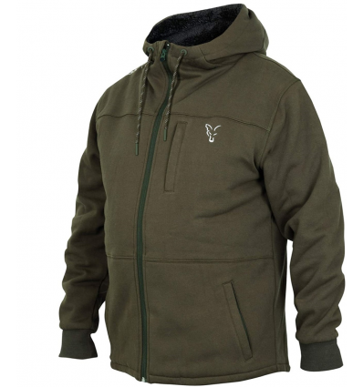 Fox collection Green / Silver Wind blocker Large