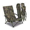 SOLAR UNDERCOVER CAMO FOLDABLE EASY CHAIR - LOW