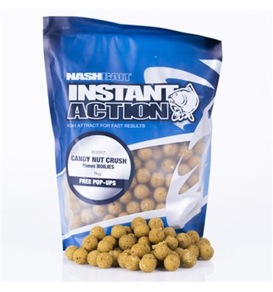 Instant Action Candy Nut Crush 12 mm 1 kg